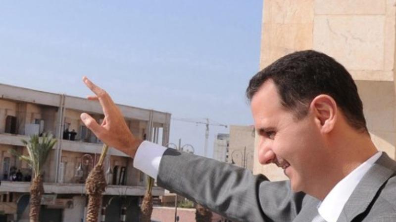 Syria's Assad makes bid for legitimacy
