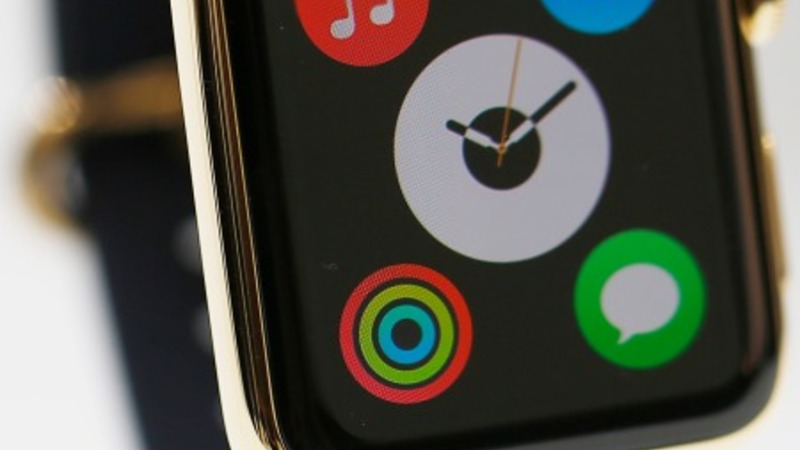 The Apple Watch becomes a reality