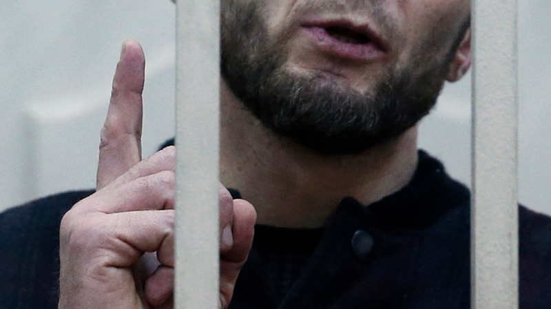 Two men charged with Nemtsov killing