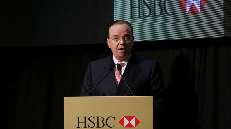 HSBC boss grilled by UK lawmakers