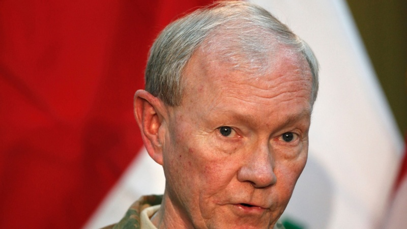 Dempsey vows to protect Iraqi population