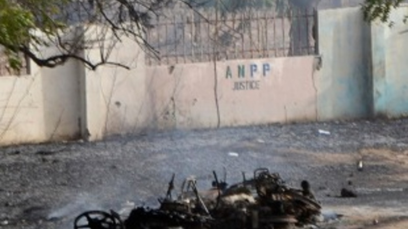 Nigerian forces reclaim towns from Boko Haram