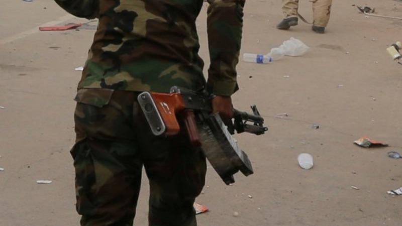 Explosion on edge of Tikrit
