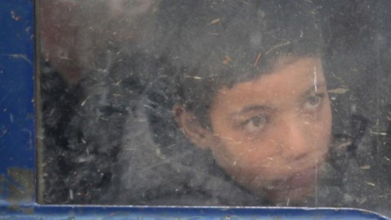 We still hope, say Syrian refugees