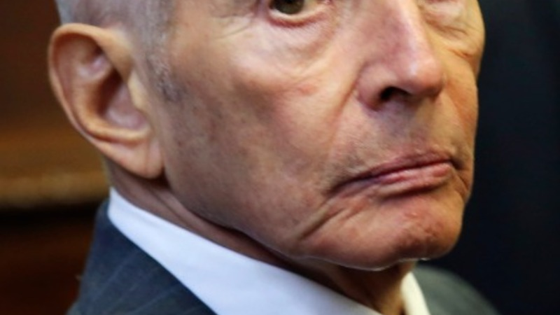 Robert Durst arrested on murder charge
