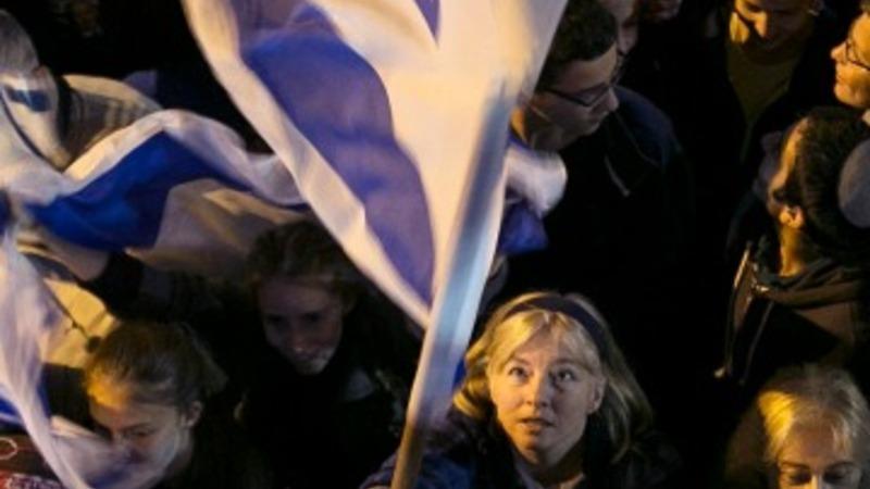 Netanyahu's last-minute election blitz