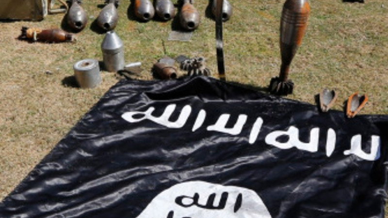 ISIS accused of Iraq gas attack