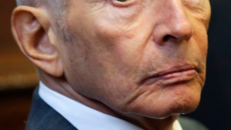 """Robert Durst confesses he: """"killed them all"""""""