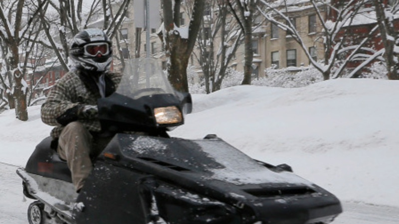 Boston plows through the snowiest winter ever