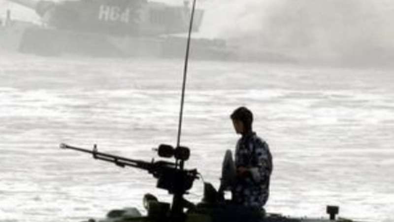 China becomes 3rd largest arms exporter