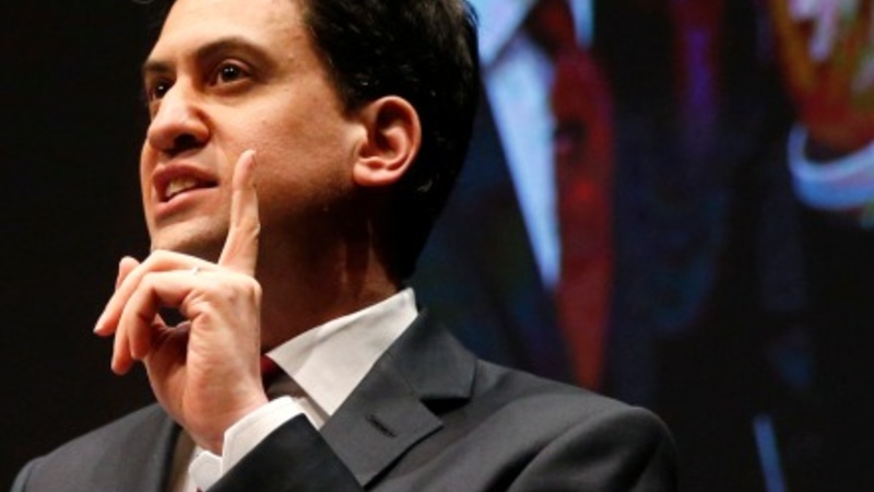 Miliband rules out Labour coalition with SNP