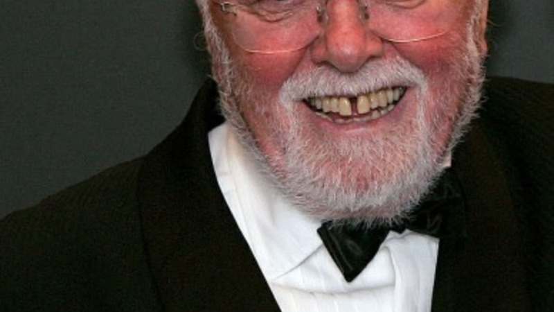 Thanksgiving service for Lord Attenborough