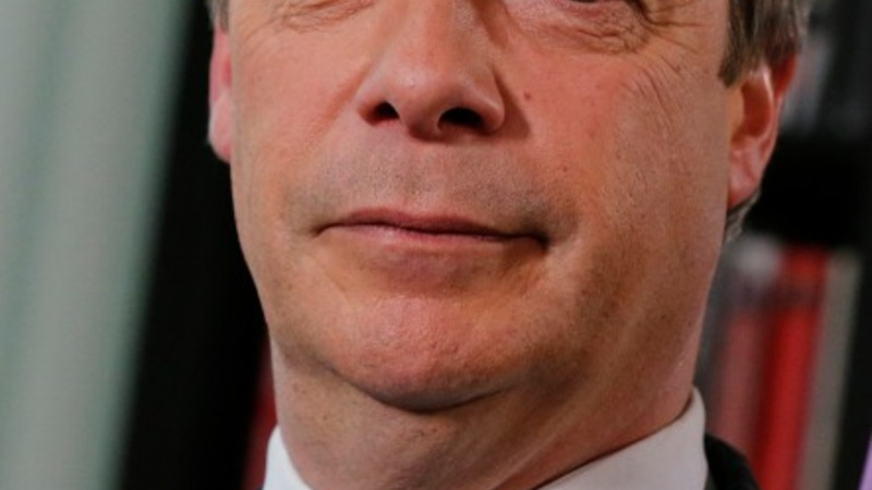 UKIP's Farage predicts Tory coalition