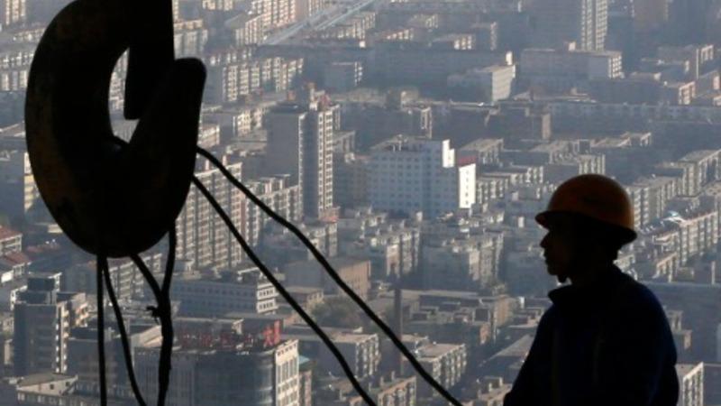 China home prices plummet