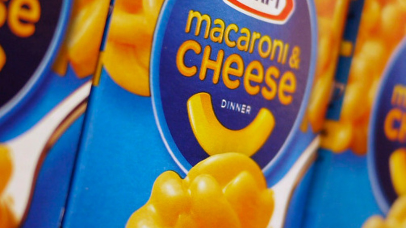 Kraft issues massive Mac & Cheese recall