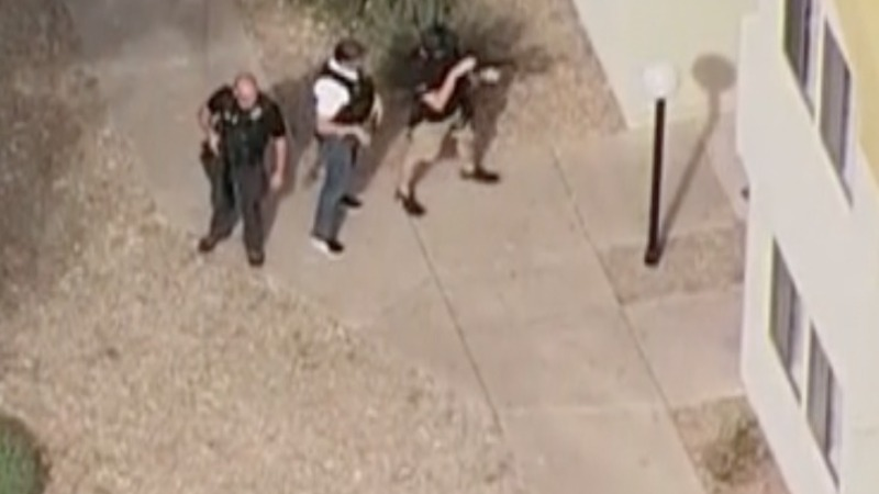 One dead, five injured in Arizona shooting spree