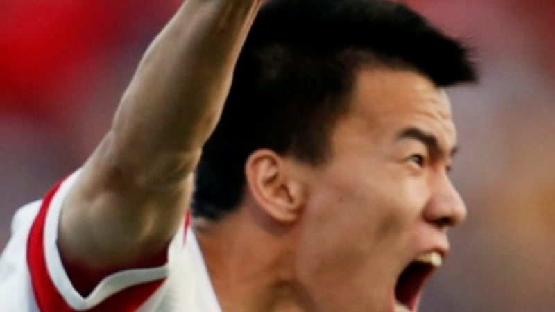 China aims to become a soccer superpower