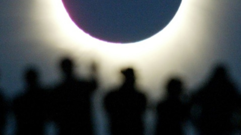 VERBATIM: 'Mr Eclipse' hopes for clear skies