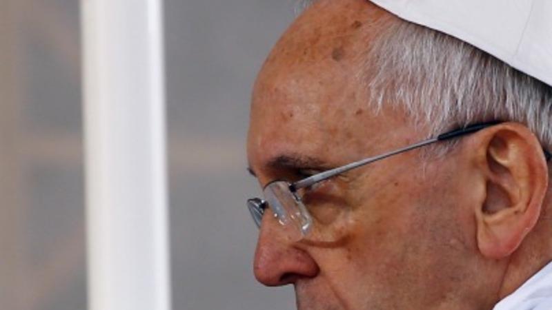 Pope visits Mafia heartland