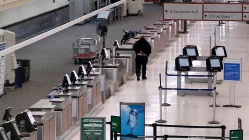 Mental illness cited in airport machete attack