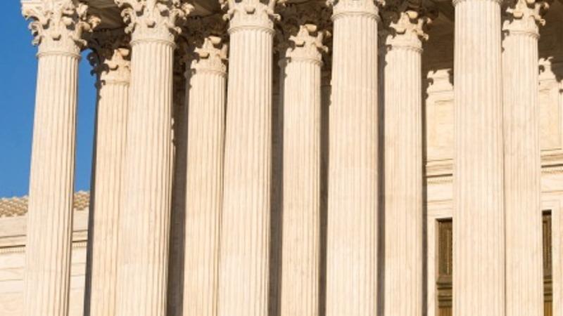 Supreme Court split over Confederate plates