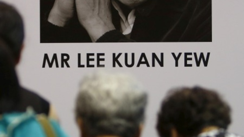 VERBATIM: U.N. chief honors Lee Kuan Yew
