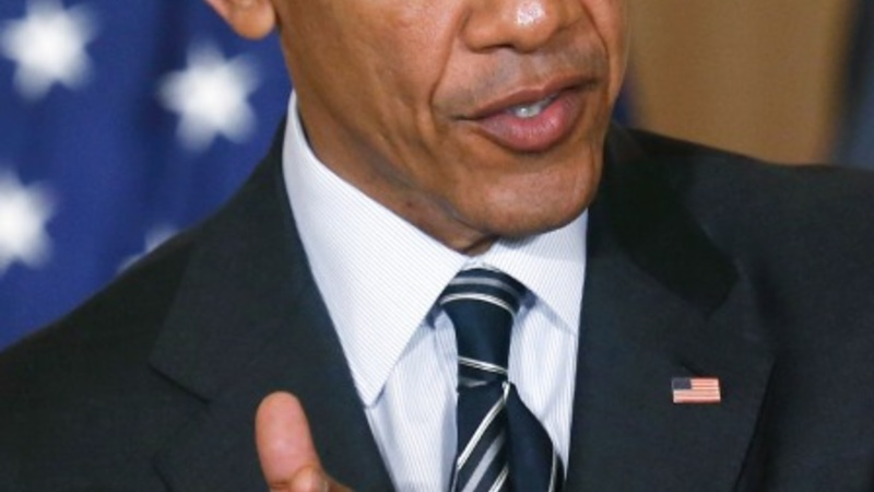 Obama says Palestinian state off the table