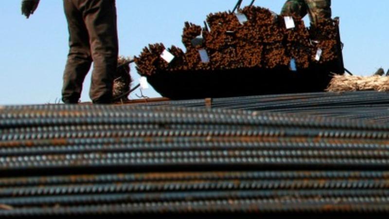 China's steel mills find a lifeline overseas