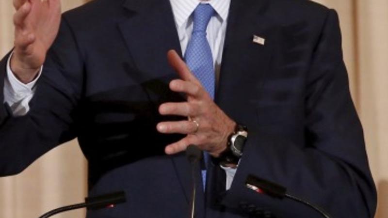 VERBATIM: Kerry hosts Afghan President Ghani