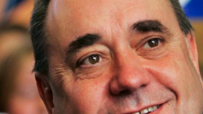 Salmond vows to bring down Tory government