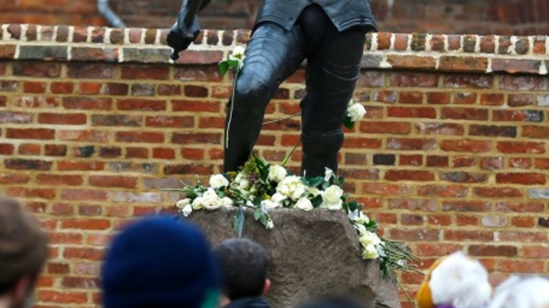Richard III reburied at Leicester Cathedral