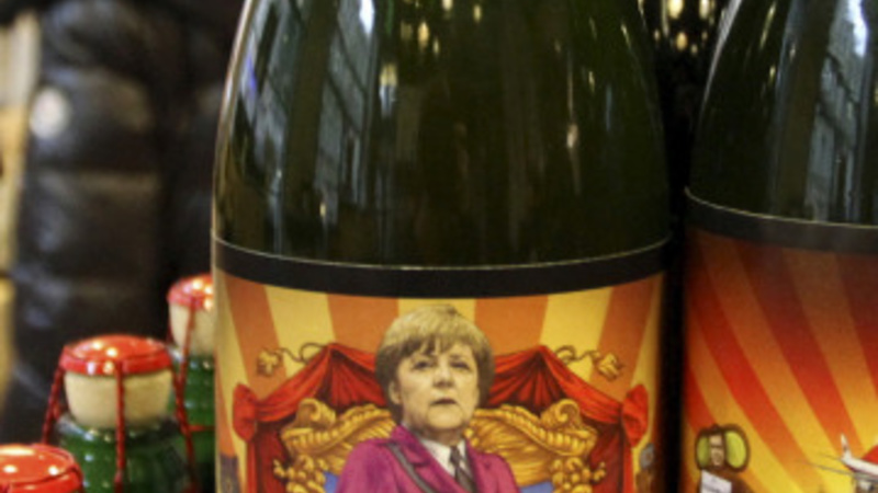 World leaders used to boost beer sales