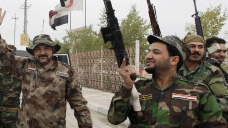 VERBATIM: Shia militias pulled out of Tikrit