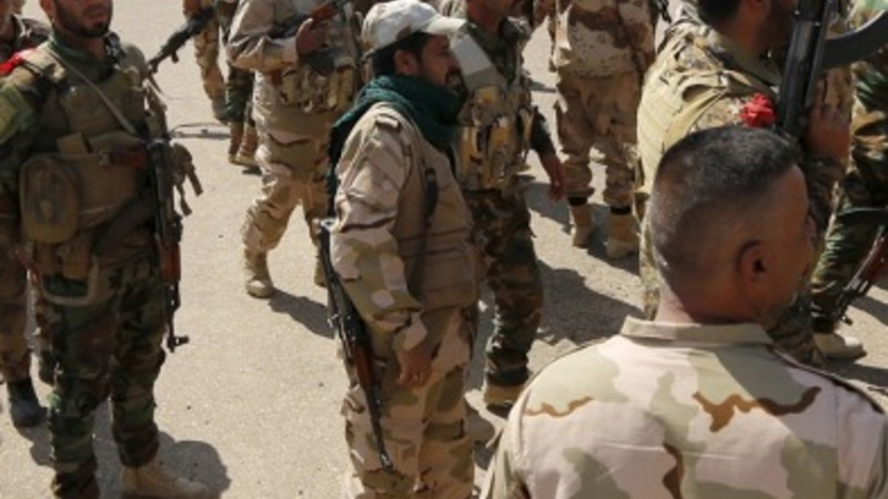 Iran-backed militias drop out of Tikrit fight