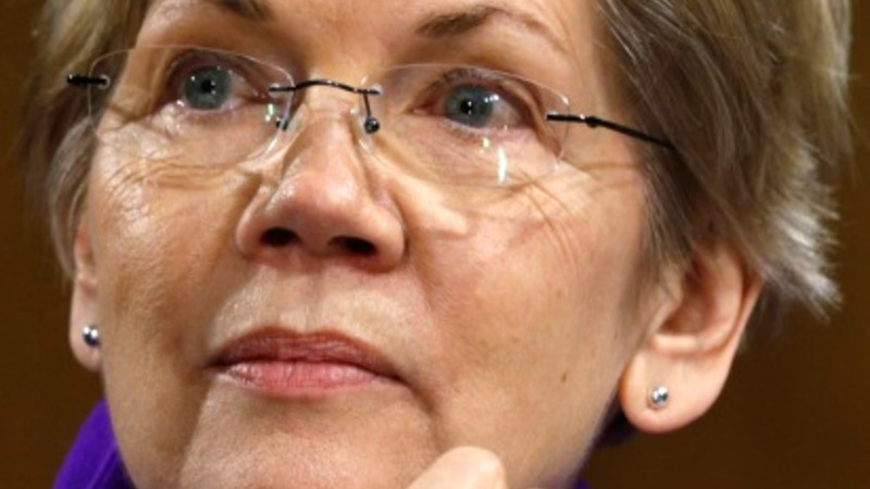 Worried by Warren, banks ponder keeping cash