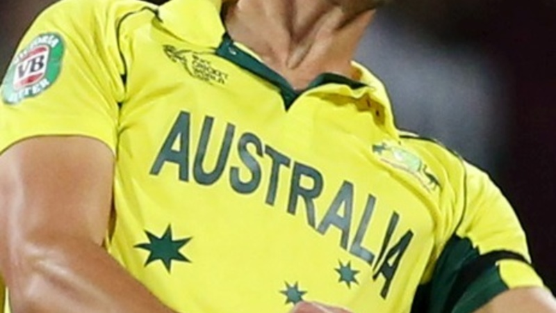 Highlights from Australia vs. India cricket
