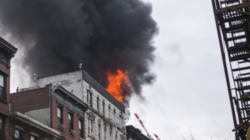 Two missing in NYC explosion