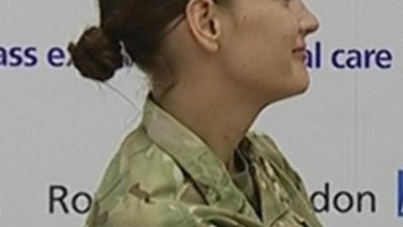 VERBATIM: UK medic recovers from Ebola