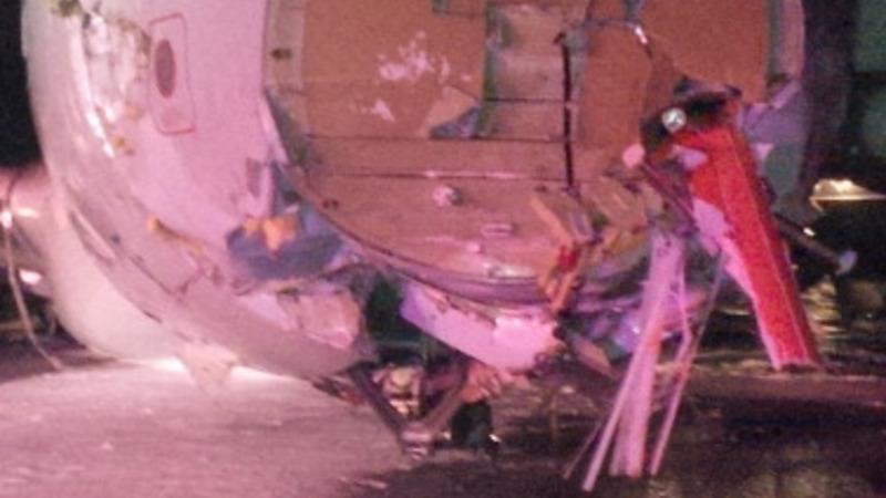 Air Canada flight crash-lands, injuring 23