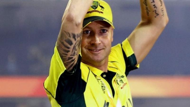 Australia crush New Zealand in cricket final