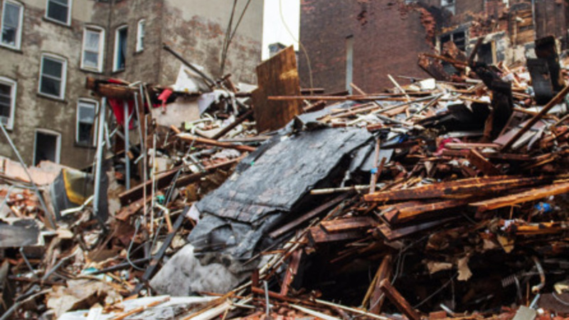 Bodies found in rubble of East Village explosion