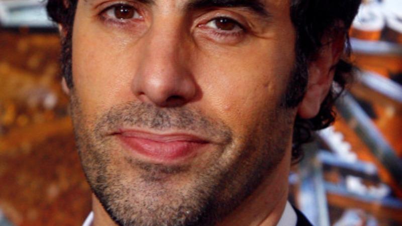 Borat to play Queen? Well, no