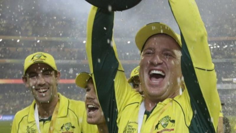 VERBATIM: Aussie cricketers party in the sun