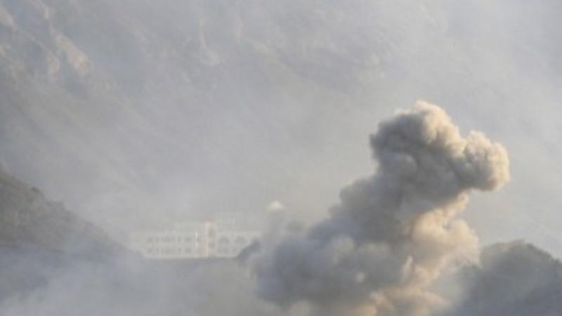 Warplanes hit Yemen's Sanaa overnight