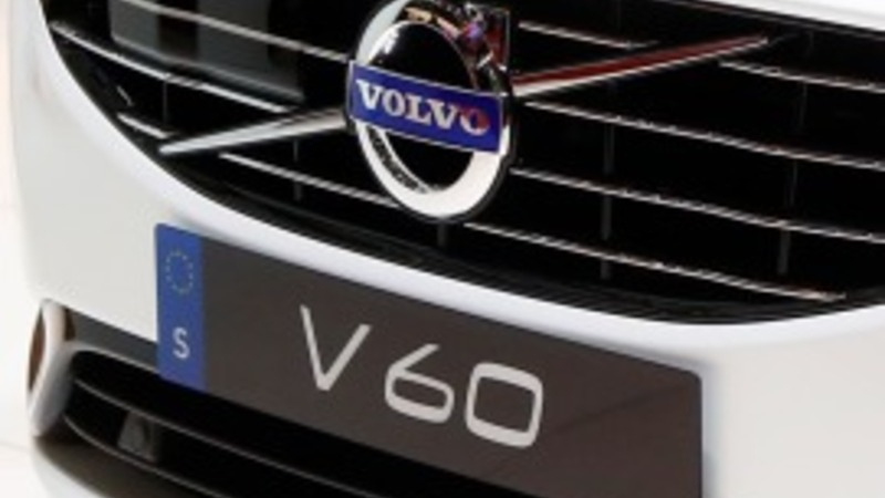 Volvo plans $500 million U.S. factory