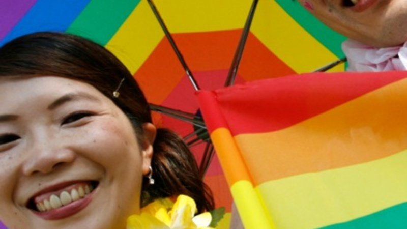Landmark ruling for same-sex couples in Japan