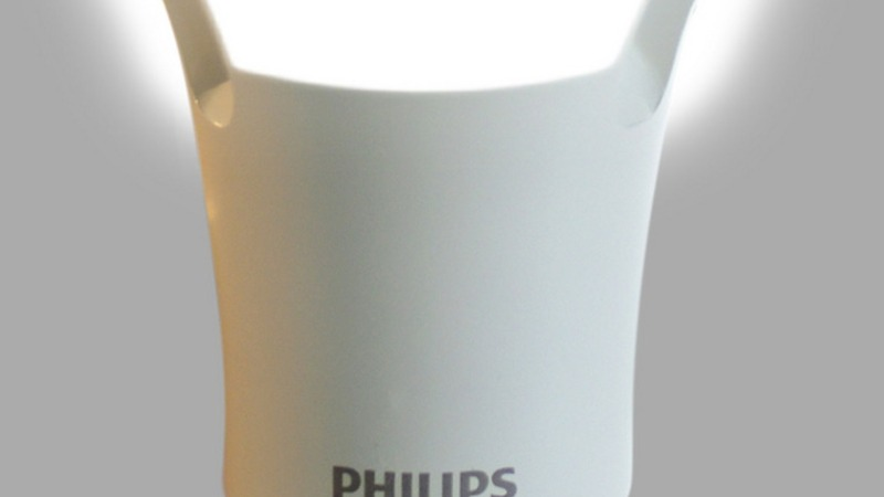 Philips starts switching off the lights