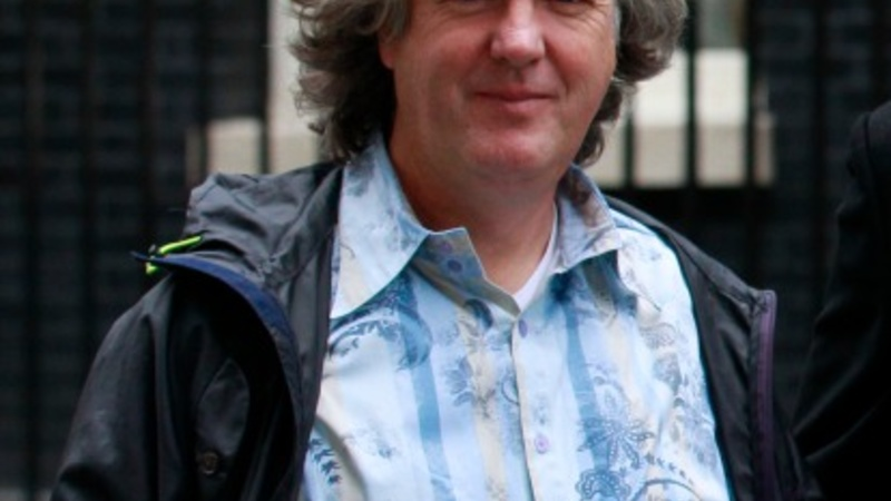 VERBATIM: James May on Top Gear contract