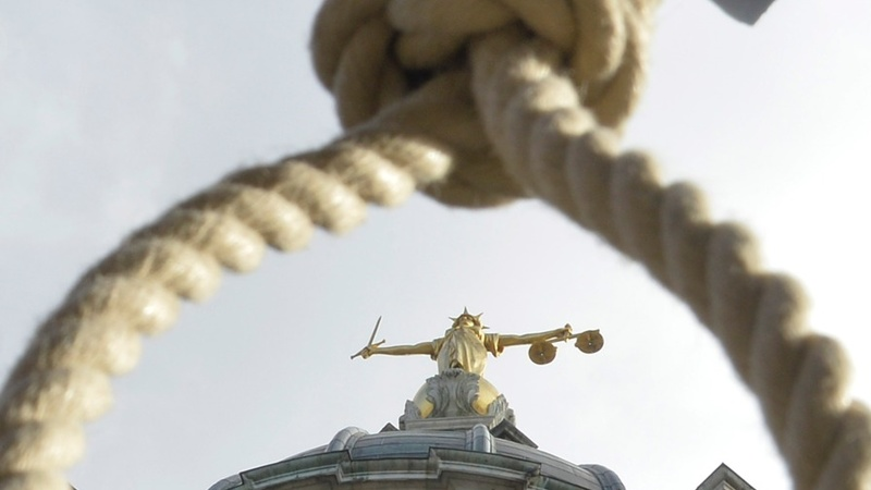 Death sentences spiked in 2014 - report