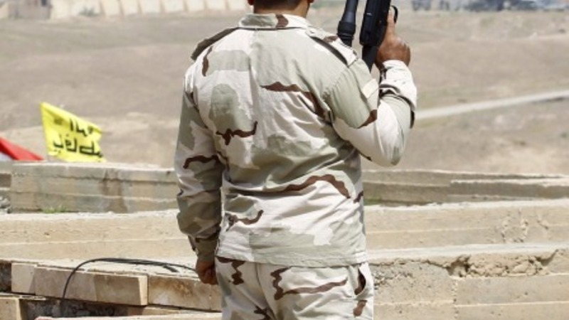 Iraqi forces gain control of Tikrit buildings